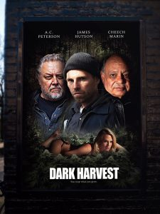 james hutson Cheech marin dark harvest Growing cannabis
