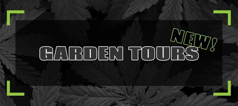 Mini Banner- GardenTours